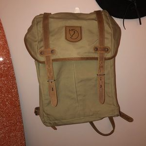 FJALL RAVEN BRAND NEW NEVER USED BACKPACK